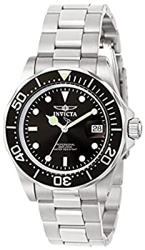 Invicta Pro Diver Men's Analogue Classic Quartz Watch With Stainless Steel Bracelet – 9307 0
