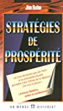 Stratégies de prospérité - Un Monde Différent - 01/01/1987