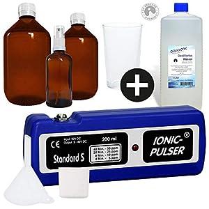 Medionic Ionic Pulser Standard S Silbergenerator Starter-Set