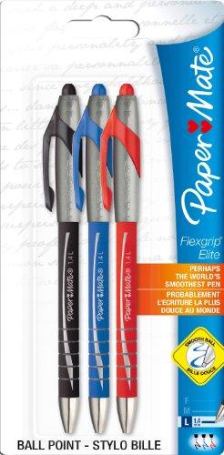 paper-mate-kugelschreiber-flexgrip-elite-14-3er-blister-schwarz-blau-rot