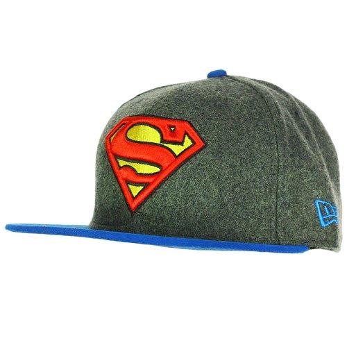 New Era Caps - New Era 59Fifty DC Hero Melton S... Dc Wool Cap