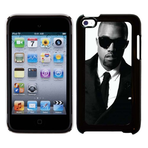 Kanye West case Fits Apple iPod Touch 4th Generation Gen cover rigida (5)
