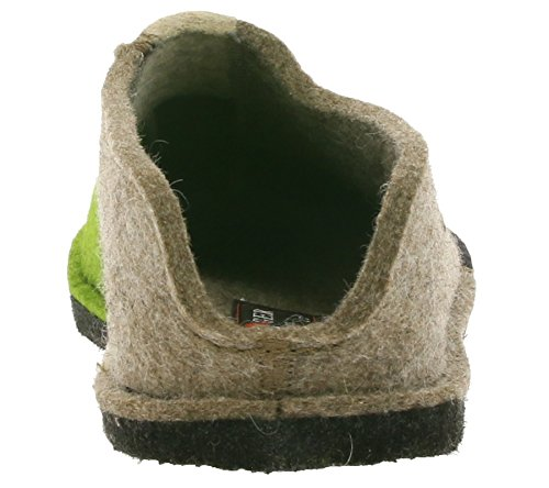 Puzzle Haflinger Flair, Pantofole Unisexe Adulto Beige (tourbe 550)