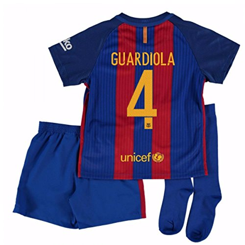 2016-17-barcelona-home-little-boys-mini-kit-with-sponsor-guardiola-4