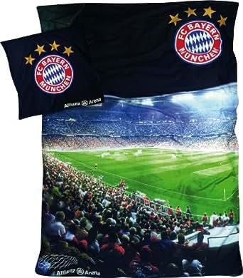 FC Bayern München 13041 – Bettwäsche Allianz Arena