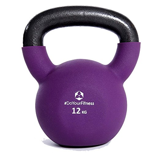 Kettlebell-2kg-3kg-4kg-6kg-8kg-10kg-12kg-15kg-20kg-Kylon--made-of-100-iron-with-protective-coloured-neoprene-coating--Strength-Traning-Home-Gym-Fitness-CrossFit--Kettlebells-Set