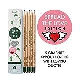 Best La matita Scatole - Scatola di matite Sprout Love Edition | Pacchetto Review