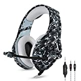 Hanbaili Competitive Headset Convenient Ohrhörer with for PC for Xbox Gifts Equipment