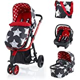 Cosatto Giggle 2 Travel System with Hold Group 0+ Car Seat (Hipstar)