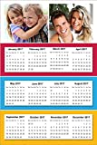 PiramidMart Personalized Wall Calendar - 18 x 12 inch - Vertical - Yearly - Personalize with Your Own Pictures - WC-1812-V-Y2