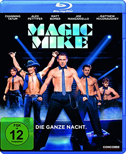 (Magic Mike Film-dvd)