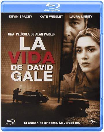 Das Leben des David Gale / The Life of David Gale ( 2003 ) ( ) (Blu-Ray)