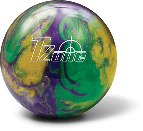 Bowlingball Bowlingkugel Brunswick T-Zone Cosmic - Mardi Gras, Gewicht in lbs:14 lbs