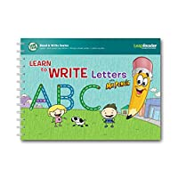 Leapfrog Leapreader Book Learn to Write with Letters Mr. Pencil