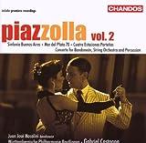 Astor Piazzolla: Sinfonische Werke Vol.2