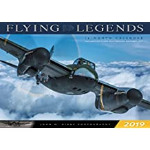 Flying Legends 2019: 16 Month Calendar Includes September 2018 Through December 2019 (Calendars 2019)