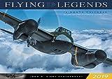 Flying Legends 2019: 16 Month Calendar Includes September 2018 Through December 2019 (Calendars 2019)