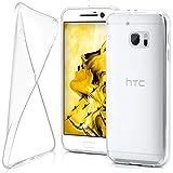 HTC 10 Hülle Silikon Transparent Klar [OneFlow Clear