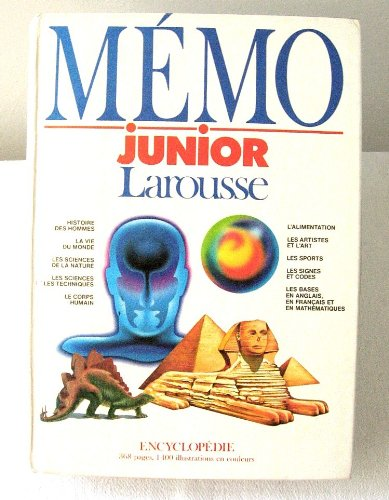 Memo junior par Collectif