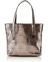 ara Bags Bella - Bolso de mano de Material Sintético Mujer 11,5x30x29 cm (B x H x T)