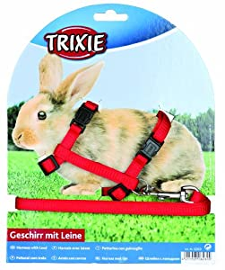 Trixie Plain Rabbit Harness and Lead 6260