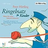 'Ringelnatz für Kinder: Wenn du einen Schneck behauchst' von Peter Härtling