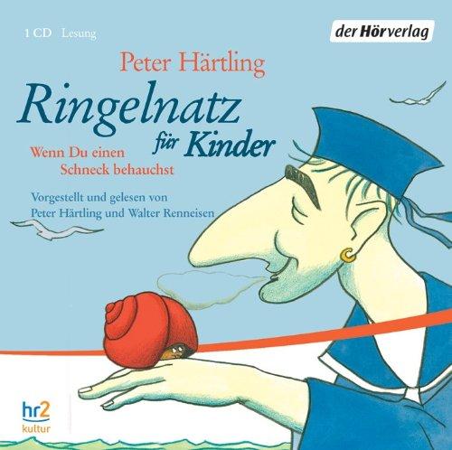 Buchseite und Rezensionen zu 'Ringelnatz für Kinder: Wenn du einen Schneck behauchst' von Peter Härtling