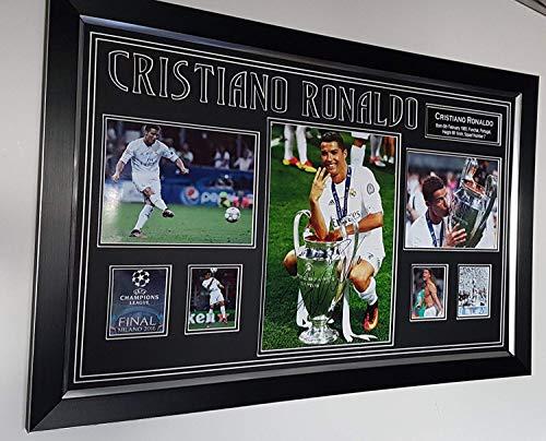 Signiertes Foto Cristiano Ronaldo