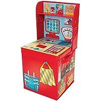 """Grafinteriors Korb f/ür Kinderzimmer//Aufbewahrungskorb Spielzeug//Aufbewahrungssack faltbar//W/äschesack//Aufbewahrungsbox /""""TidyUp/"""" mit tollen Motiven Anchor"""