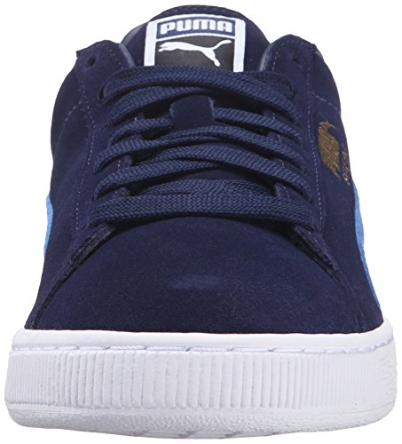 Puma Uomo Puma Classic Wedge L scarpe da ginnastica Peacoat/blue Yonder