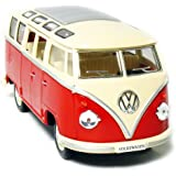 VW - Camper Van with Sun Roof - Limited Edition (1962) - 1:24