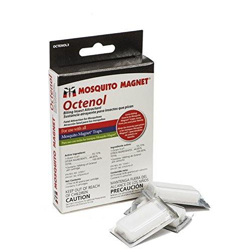 Mosquito Magnet Octenol Beißen Insekten Lockstoff, 3zählen Mosquito Magnet-falle