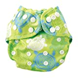 Bumkins Cloth Diaper Cover, Turtle by Bumkins
