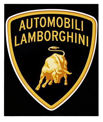 Automobili Lamborghini Unisex Lamborghini Sticker One Size No Color