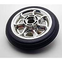 X-Moto - 2 ruedas de repuesto para scooter de 150 mm, TBF/Fuzion/Vokul/BoldCube/Land Surfer Stunt Scooters