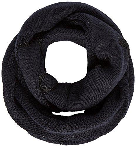 edc by Esprit Accessoires 117ca1q006, Bufanda para Mujer, Negro (Black 001), Talla única