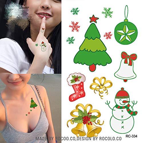 adgkitb 5 stücke Wasserdicht Temporäre Tätowierungen Papier Für Dame Frauen 3D Crown Schmuck Design Tattoo Aufkleber RC2334 10,5x6 cm
