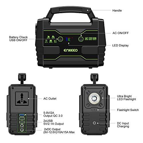 Zoom IMG-3 enkeeo accumulatore di energia 155wh