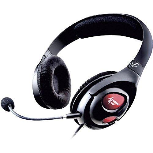 Creative Fatal1ty Pro Series HS-800 Gaming Headset (Zertifiziert und Generalüberholt) (Fatal1ty-headset Creative)