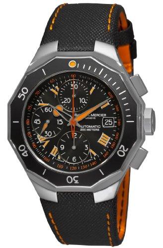 Baume & Mercier Hommes 8797 montre Riviera chronographe Bracelet