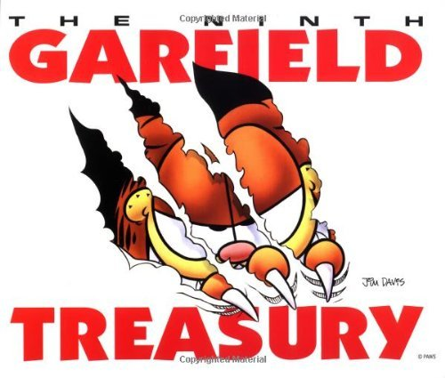 The Ninth Garfield Treasury by Jim Davis (1997-11-11) par Jim Davis