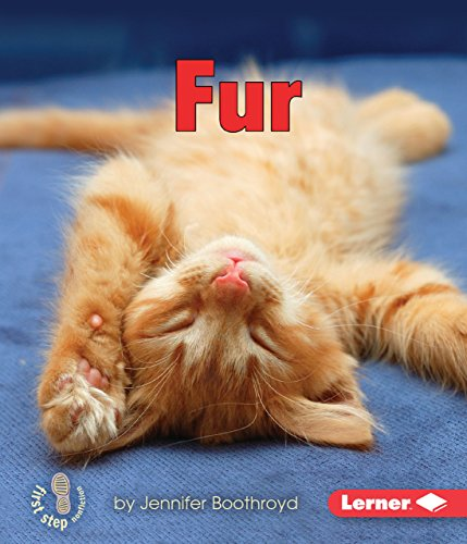 Fur (First Step Nonfiction - Body Coverings) (English Edition)