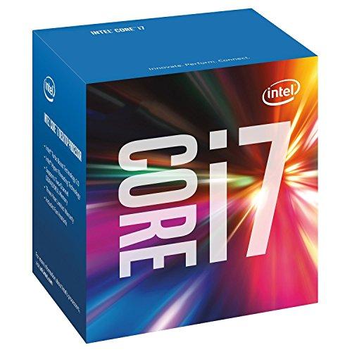 Intel Core i7 i7-6700 Quad-core 4 Core 3.40GHz Processor Socket H4 LGA-1151 Retail Pack Model BX80662I76700 -