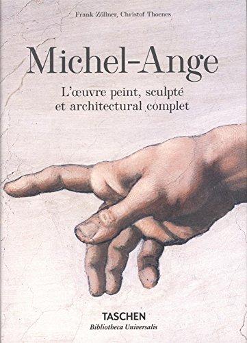 BU-Michel-Ange. L'oeuvre peint, sculpté et architectural complet