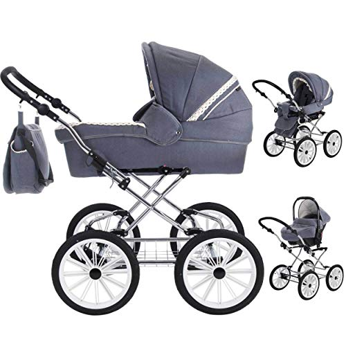 Friedrich Retro-Kinderwagen Harry im Test