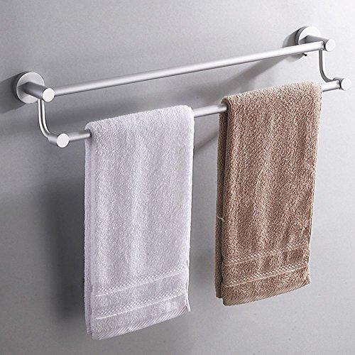 ssby spazio alluminio singola barra porta asciugamani,