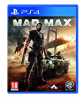 Mad Max (PS4) (B00BT9DVDE) | Amazon Products