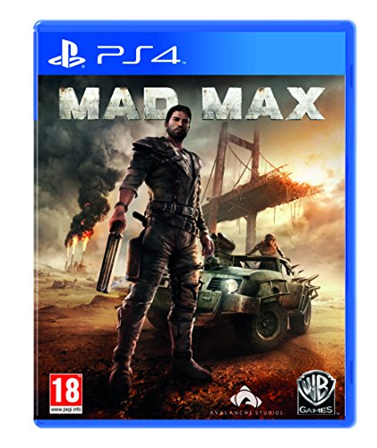 Mad Max Pre-Order Game. [Region 2] [Importación Italiana]
