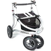 Trionic Veloped Sport 12er Rad M - Walking schwarz/weiß/weiß