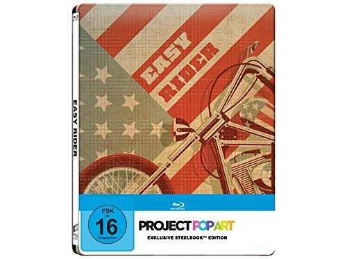 Easy Rider - Steelbook [Blu-ray]